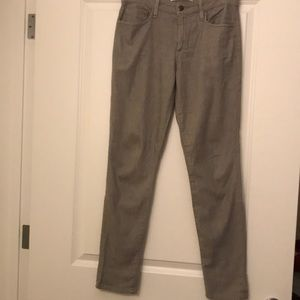 Joe's Slim Fit Grey Skinny Boot Pants (Size 6)